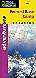 Carte touristique : Everest Base Camp (en anglais)