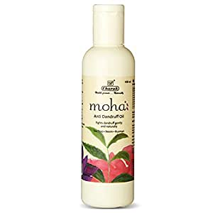 moha: Anti Dandruff Oil, 100 ml