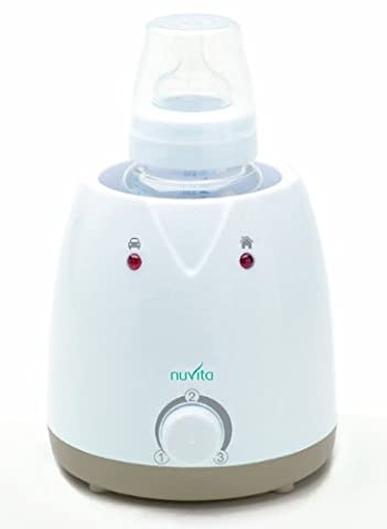 Nuvita I010HB048048 Bottle Warmer for Car and at