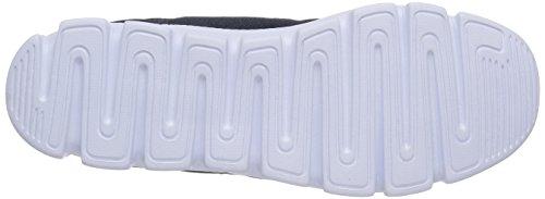 Tamaris - 23701, Scarpe da Ginnastica Basse Donna Multicolore (Mehrfarbig (Navy Comb 890))
