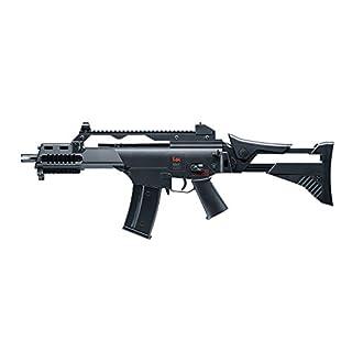 Heckler & Koch G36 C IDZ Softairgewehr, Schwarz, 0,5joule, 500-745 mm