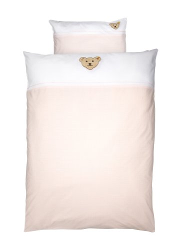 Steiff 2985-sacco nanna unisex - adulto rosa (barele pink 2560) taglia unica