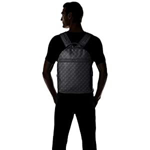 313p%2B9VJAZL. SS300  - Guess City Logo Compact Backpack - Mochila Hombre