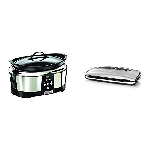 Crock-Pot SCCPBPP605 - Olla cocción lenta digital