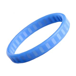 North South NEO MAX 30: Aegean Blue - Innovative Sports & Leisure Magnetic Bracelet - 30 High Strength Large Magnets - SIZE MEDIUM