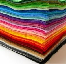 Health Care Packs (Acryl-Filz Jumbo-Pack-60Blatt, A4, in 15verschiedenen Farben)