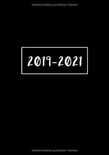 2019 - 2021: Wochenplaner ab KW35 |