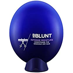 BBLUNT Intense Moisture Conditioner for Seriously Dry Hair, 200g