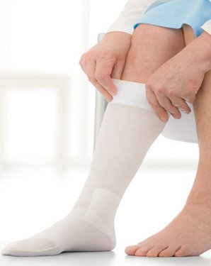 Jobst Ulcercare-liner (Jobst UlcerCare Compression Stocking Liner - 2XL - 114504 by JOBST)