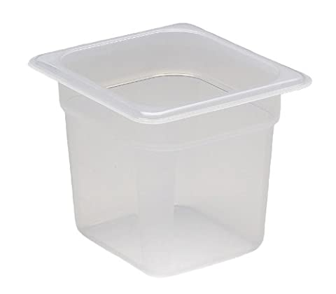 Cambro (66PP190) Sixth-Size Translucent Food