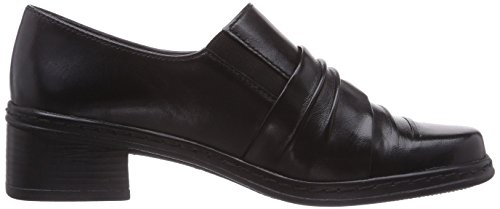 Gabor Shoes Gabor, Scarpe chiuse donna Nero (Nero (nero))