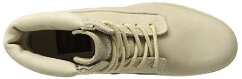 Dockers by Gerli Damen 40cu201-300 Desert Boots Elfenbein (Ivory)