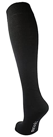 Hautes Plaines - Mysocks® plaine genou haut chaussettes