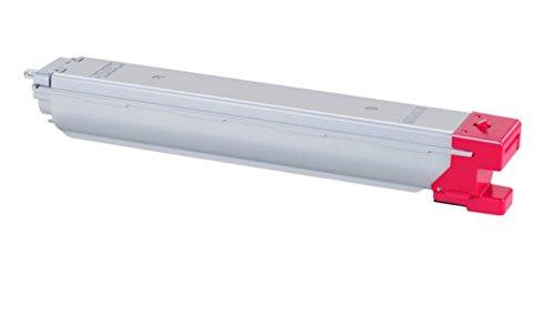 Preisvergleich Produktbild Samsung CLT-M809S/ELS Original Toner (Hohe Reichweite, Kompatibel mit: CLX-9201NA, CLX-9251NA, CLX-9301NA) cyan