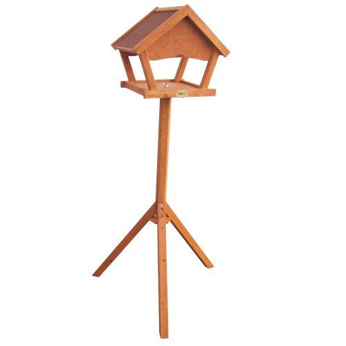 Habau 460 Vogelhaus Rotkehlchen mit Ständer -