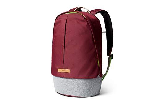 """Bellroy Classic Backpack (22 Liter, für 15\"""" Laptops, Wechselkleidung, Kopfhörer, Notizbuch) - Neon Cabernet"""