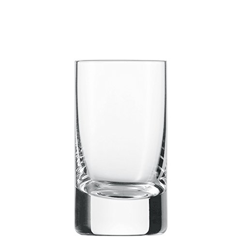 (Shot Glass) - Schott Zwiesel Tritan Crystal Glass Paris Barware Collection Shot Glass, 40ml, Set of 6 - Crystal Shot Glas Set