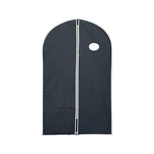 Coronet Housse de vêtement en plastique, noir (60 x 150 cm)