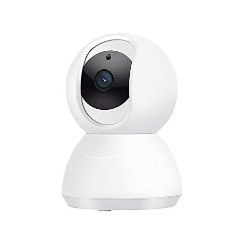ERLIANG Hemisphere intelligente drahtlose Überwachungskamera 1080P HD bidirektionales WiFi-Remote-Sicherheitsnetzwerk