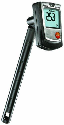 Testo 0560 6054 Thermo Hygrometer Taupunktberechnung