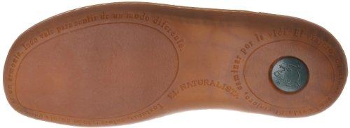 El Naturalista NW275 P.GRAIN BLACK/ EL VIAJERO Unisex-Erwachsene Slipper Braun/Brown-Cuero