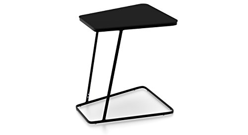 Urban Ladder Jony Side Table (Black)