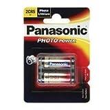 PANASONIC Fotobatterie 2CR5 PHOTO POWER