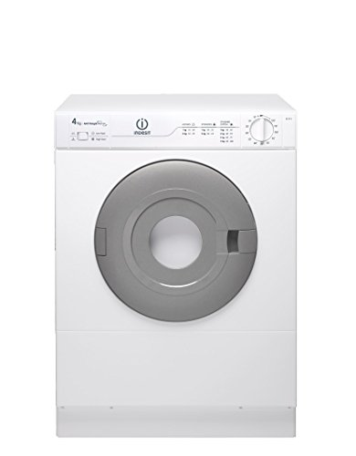 Foto de Indesit IS 41 V (EX) - Secadora (Independiente, Frente, Color blanco, 4 kg, 94 min, 66 Db)