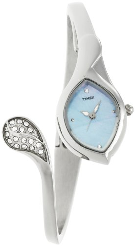 Timex Bangle Analog Blue Dial Women's Watch - TI000N60300