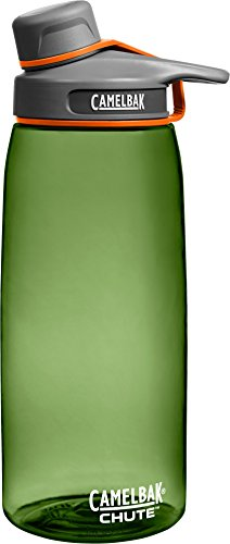 CamelBak Chute Water Bottle,Sage,1 Litre