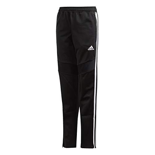 Adidas Tiro19 PES PNTY Pantalon Mixte Adulte, Noir/Blanc, FR : S (Taille Fabricant : 116)