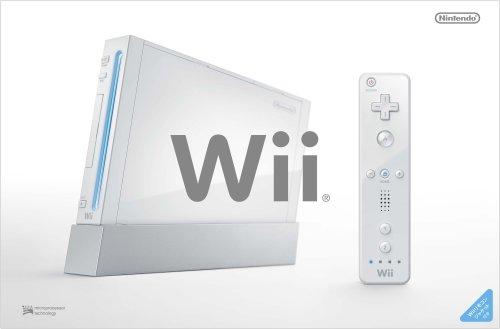 Preisvergleich Produktbild Wii () (Wii) (RVL-S-WD)