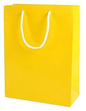 Thepaperbagstore-Party-papel-brillante-de-bolsas-con-asas-de-cuerda