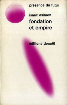 Fondation et empire par Asimov Isaac