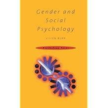 Gender and Social Psychology (Psychology Focus) by Vivien Burr (1998-05-08)