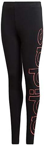 adidas Girls' YG LOGO TIGHT Ti