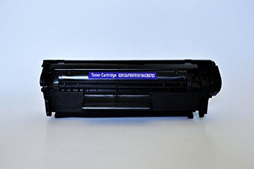 Q2612A Printing Saver Toner compatibile per HP LaserJet 1010, 1012, 1015, 1018, 1020, 1020 Plus, 1022, 1022N, 1022NW, 3015, 3020, 3030, 3050, 3052, 3055, M1005 MFP, M1319F MFP