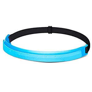 ZHAO YELONG der Mann Frau Elastizität Breathable Movement Stirnband Schweißband Buy One Get One Free