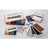 Spectrum Pastellkreide, weich, verschiedene Farben, 24 Stück