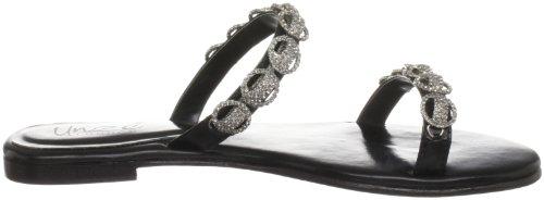 Unze L18798W, Chaussures basses femme Noir (L18798W)