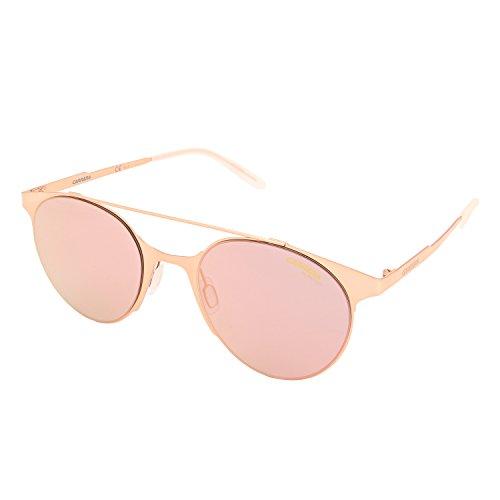 Carrera Unisex-Erwachsene 115/S 0J DDB Sonnenbrille, Gold Copper Rose Gd Grey Speckled, 50