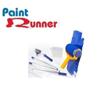Rouleau peinture avec réservoir et