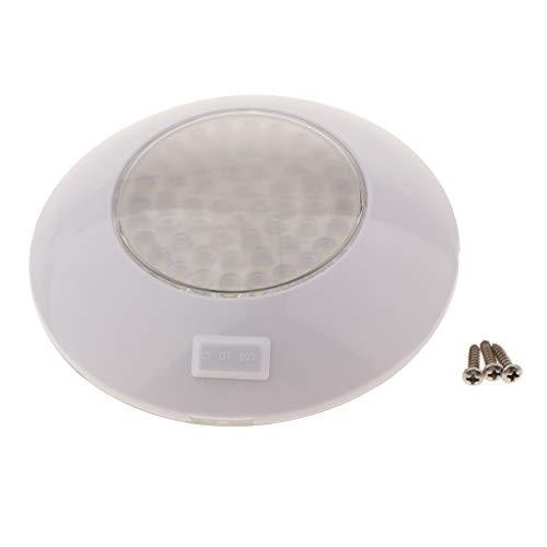 Preisvergleich Produktbild Shiwaki 12V LED Innendeckenkabine Spot Licht Universal Für Boot Dome Lampe