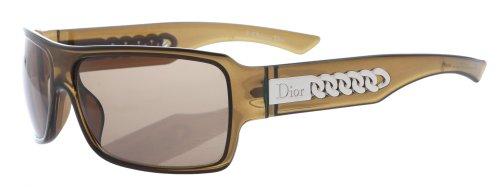 DIOR Femmes lunettes de soleil Brun Transparent BRAZILIAN-PZ1 74e9b7308b6a