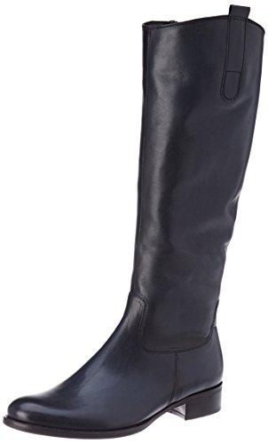 Gabor Shoes Damen Fashion Stiefel, Blau (36 River (Effekt)), 39 EU