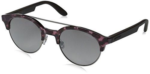 Carrera Unisex-Erwachsene 5035/S IC ZQ5 Sonnenbrille, Grau (Hvnchrry Rust/Grey Mesh Slv), 50
