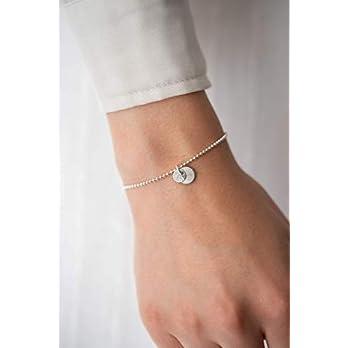 Plättchen Armkette – das Geschenk für Frauen