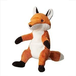 Soft Cuddly Wandering Fox Soft Toy 20 cm