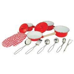 Woodyland 102191880rosso da cucina con presina-13PCS