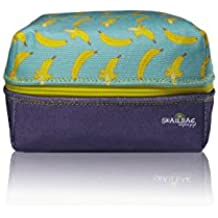 Porta panini–Borsa espandibile–snailbag wichbox Bananas